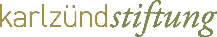 Logo Karlzündstiftung